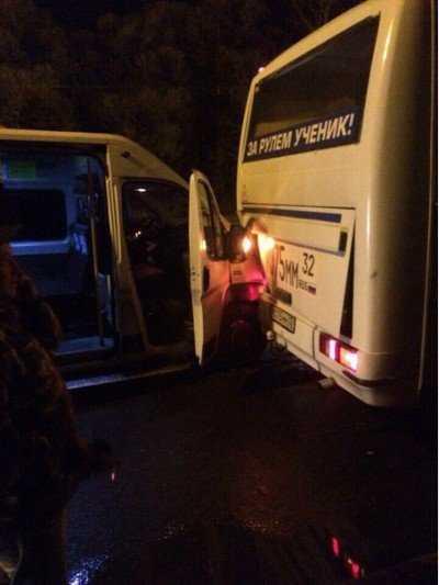Брянские автобусы стали опасными для пассажиров