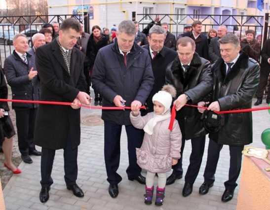 Два новых детских сада на Брянщине примут 180 малышей