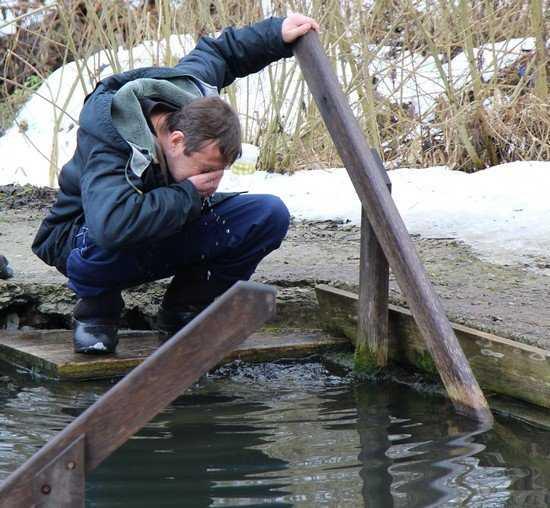 Власти Брянска пообещали три купели на Крещение