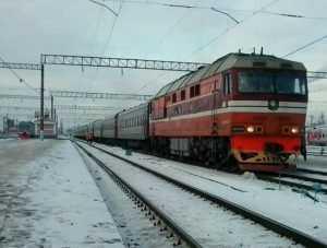 Для брянцев изменится новогоднее расписание поездов