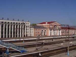 В Брянске полиция взяла под охрану все городские вокзалы