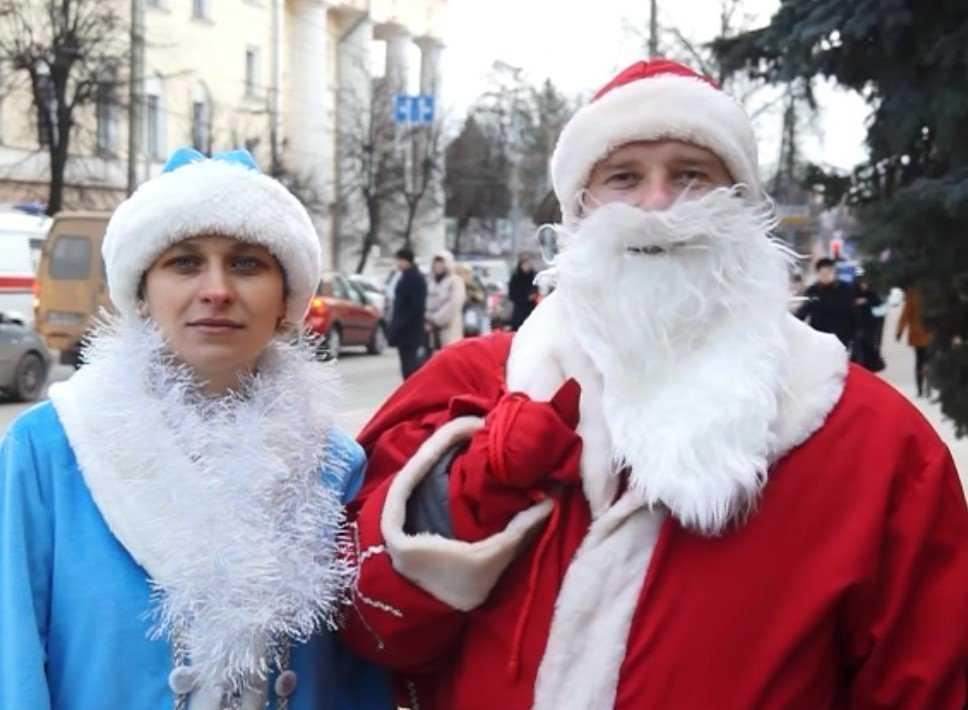 По Брянску 6 января будет колесить волшебный троллейбус (видео)