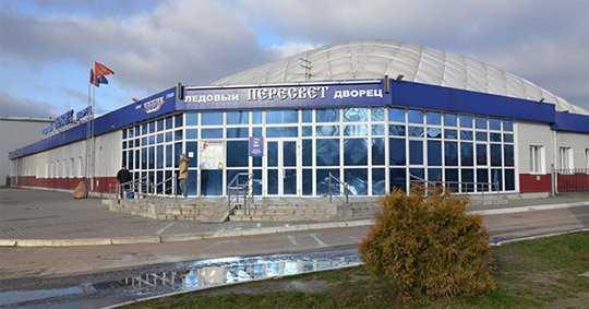 Ледовый дворец в Брянске уйдет под крышу