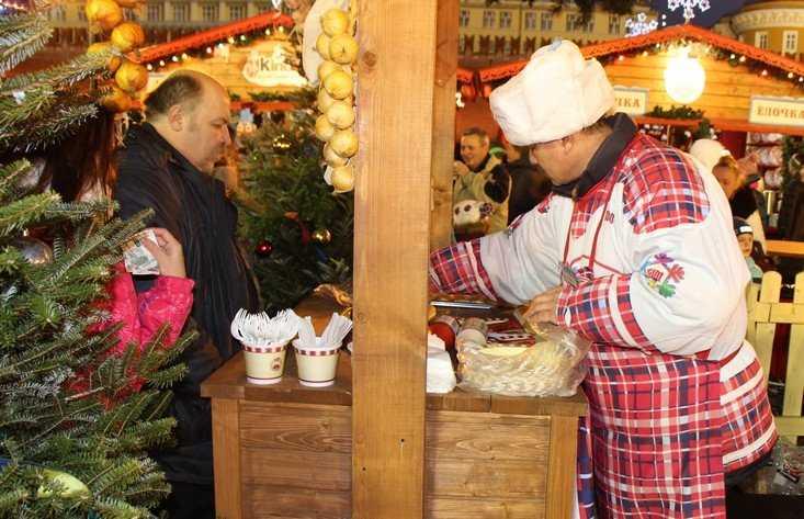 Новый год брянцы встретят при 9 градусах мороза и без снега
