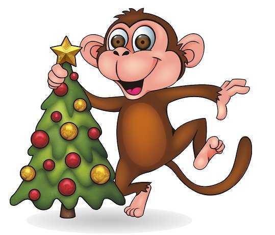 В новогоднюю ночь брянцы встретятся с обезьянкой