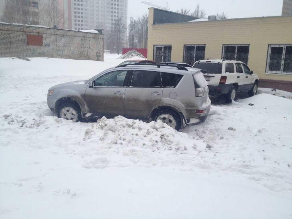 Снег в Брянске будет идти всю неделю