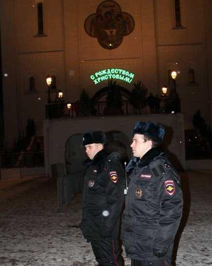 На Рождественских службах побывали 20 тысяч брянцев