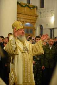 До конца года в Брянске достроят Успенский собор Свенского монастыря