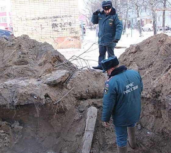 Семь аварий выявили опасную дряхлость тепловых сетей в Брянске