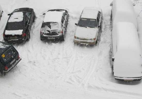 Брянских водителей попросили не загромождать обочины