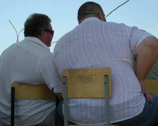 Брянцы не попали в число самых толстых россиян