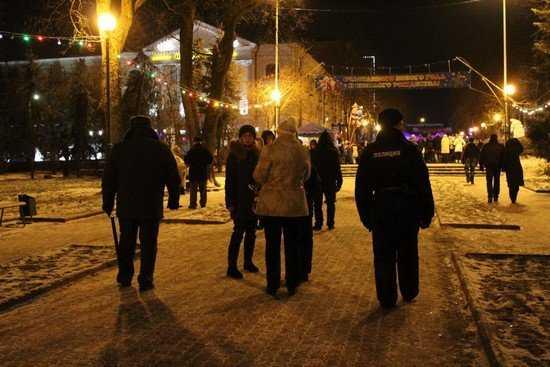 Брянское УМВД: О серьезных преступлениях в новогоднюю ночь не заявляли