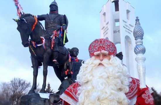 Посетившего Брянск Деда Мороза из Великого Устюга будут судить