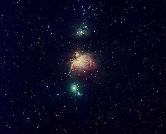 Брянцы ночью смогут наблюдать хвостатую комету Каталина