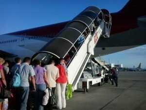 Работники авиакомпании погуляют на 65 миллионов
