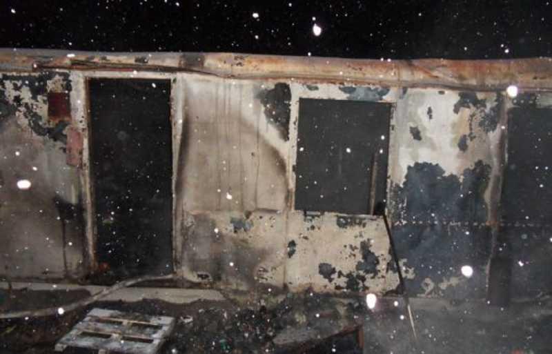 В Брянске сгорел «Хёндэ»