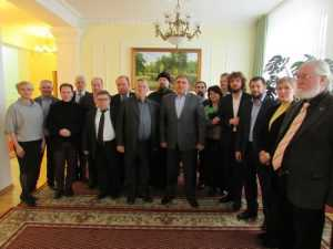 Изборцы встретились с орловским губернатором Вадимом Потомским