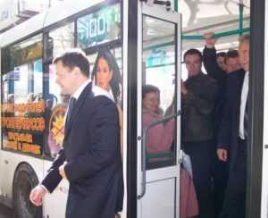 Власти Брянска перекроят троллейбусное движение