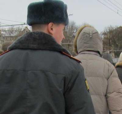 Брянская полиция задержала судимую воровку