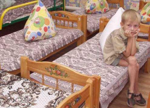 Оставшиеся без детей брянские приюты закрыли