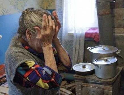 Пристав лишил брянскую пенсионерку пропитания