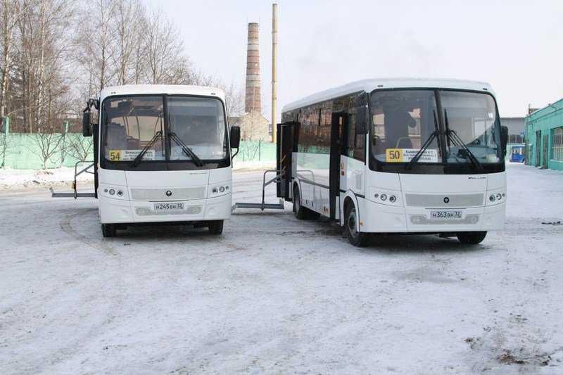 Брянск обзавелся новыми социальными автобусами