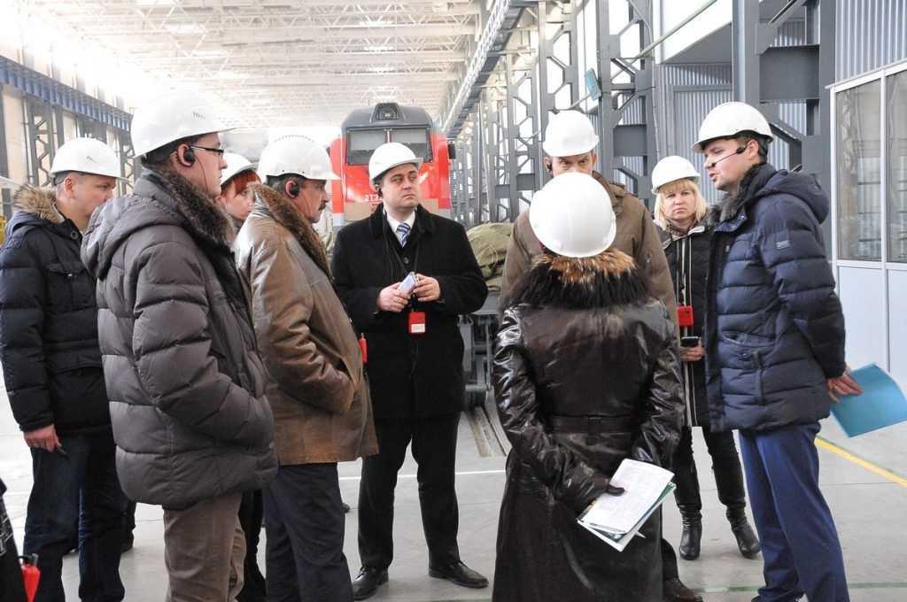 На Брянском машиностроительном заводе прошел семинар по бережливому производству
