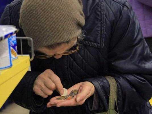 Брянские власти обозначили прожиточный минимум в 8723 рубля