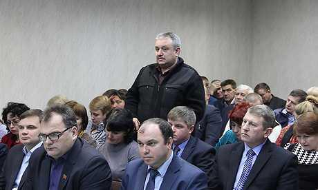 Брянский губернатор назначил лечение Погарскому району