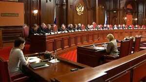 Лишившиеся пенсий брянские чиновники пойдут в Конституционный суд