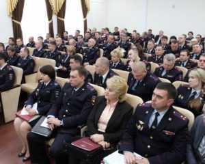 Брянская полиция ударит по расхитителям бюджета