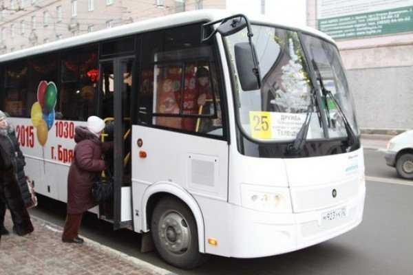 Брянцы стали меньше путешествовать на общественном транспорте
