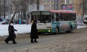 В Брянске маршрутки потеснят большими «газовыми» автобусами