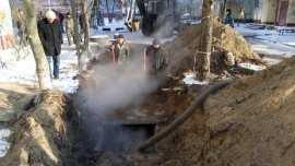 Замерзавшие в Брянске жители восьми домов получили тепло