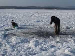 Инспекторы предупредили брянцев о коварстве льда