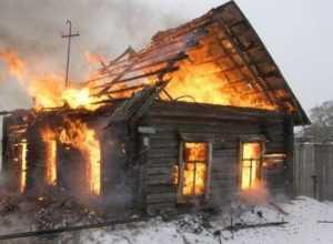 В брянском райцентре ввели особый противопожарный режим