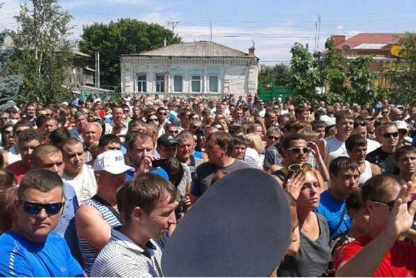 Брянцы переселились подальше от украинской границы