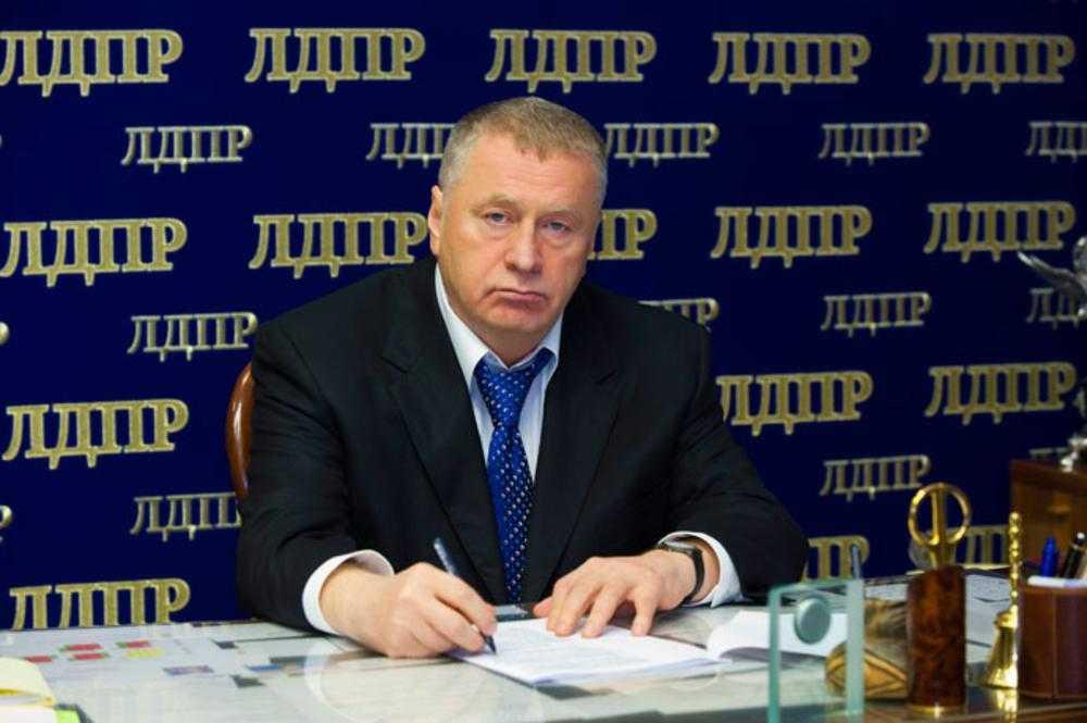 Жириновский поддержал идею брянского сенатора о жестком курсе доллара