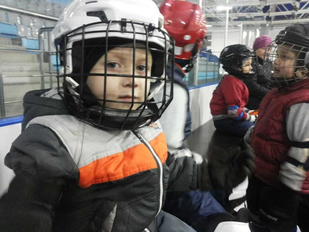 Брянских детей ждут на ледовых аренах