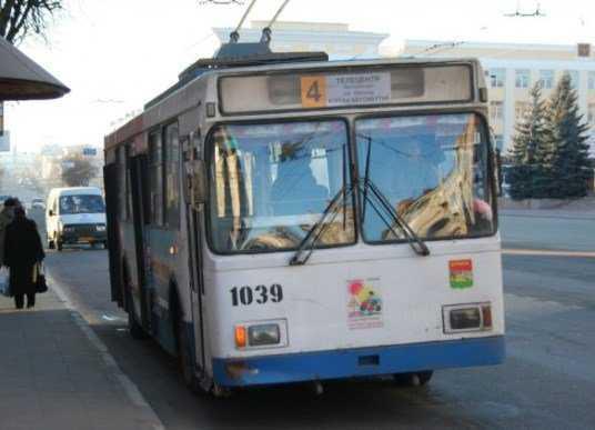 Энергетики дали ещё один шанс брянским троллейбусам