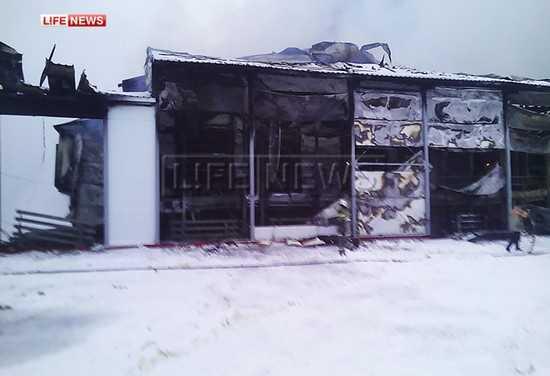 Пожар на брянской ферме «Мираторга» потушили – 240000 цыплят сгорели