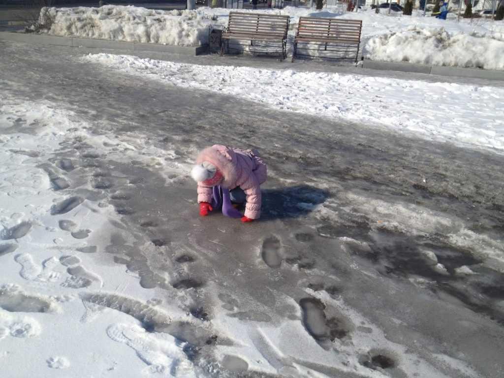 Оттепель в Брянске «съест» весь снег