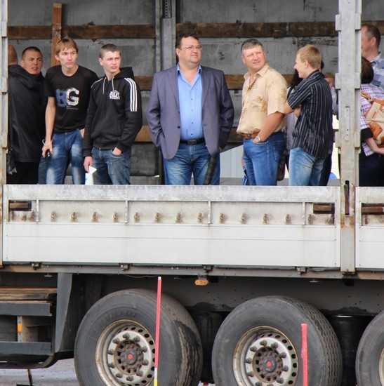 Брянским дальнобойщикам 15 февраля путь в Европу могут закрыть