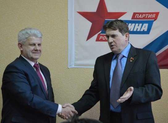 Брянские активисты партии «Родина» устроили публичную драку