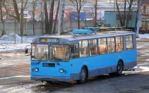 В Брянске троллейбусы из бежицкого депо перегнали в Советский район