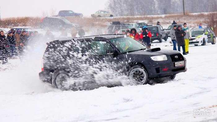 Брянцы устроят гонки на льду