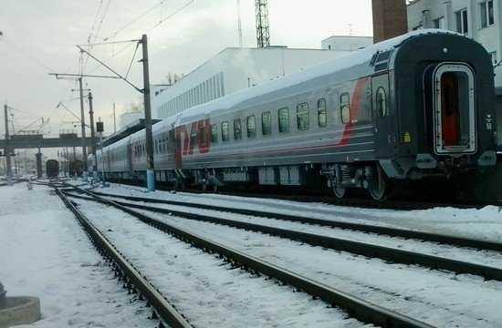 С 1 января подорожали билеты на поезда