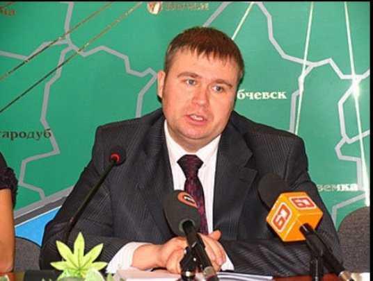 Бывшему брянскому чиновнику Полещенко предъявили обвинение
