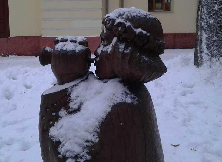 Депутаты бросили клич о спасении деревянных скульптур в парке Толстого
