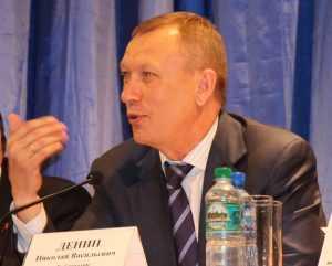 Бывшего брянского губернатора Николая Денина исключили из партии